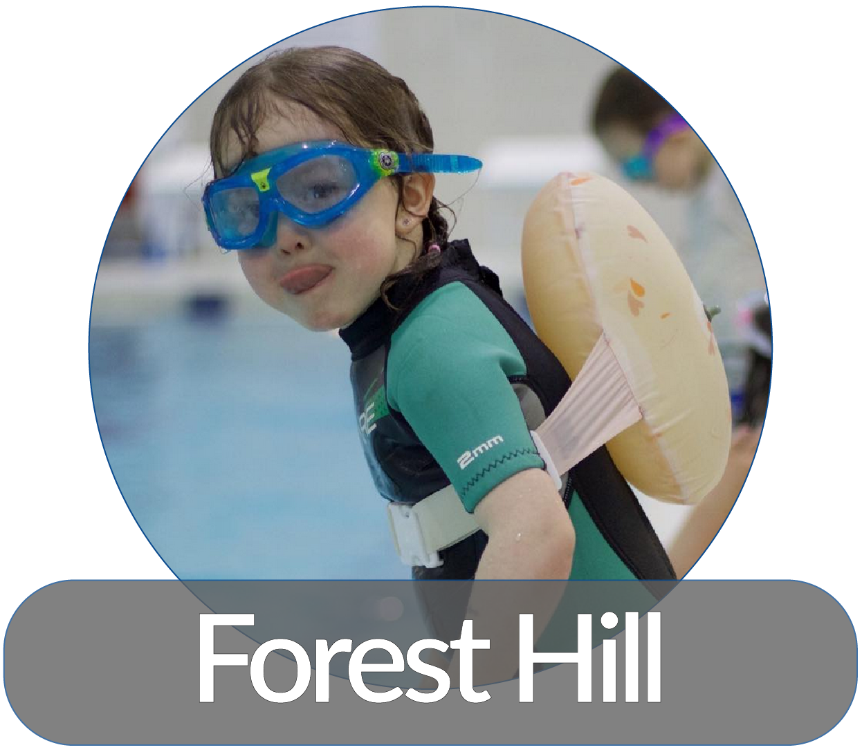 Forest Hill Pool Location