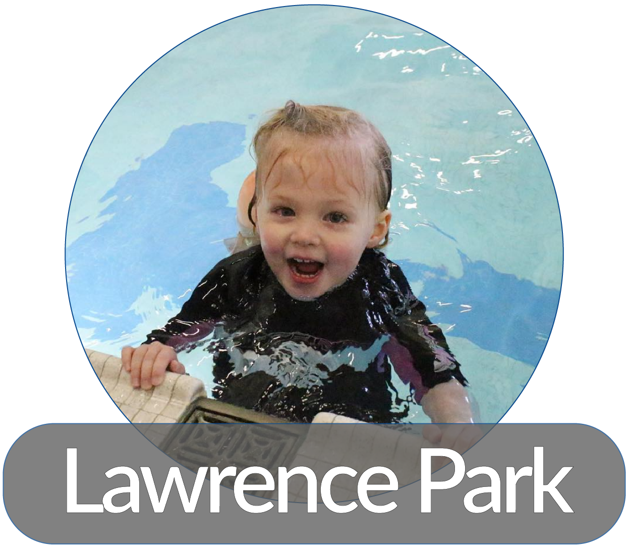 Lawrence Park Pool Location