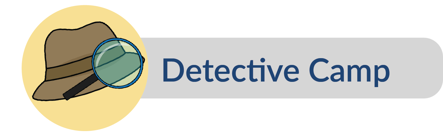 Detective Summer Camp 2021