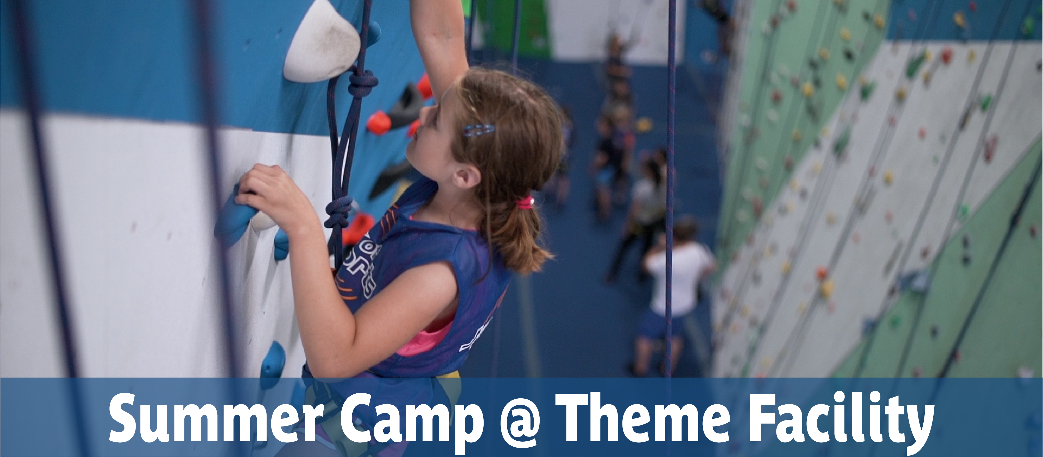 Summer Camp at Theme Facility