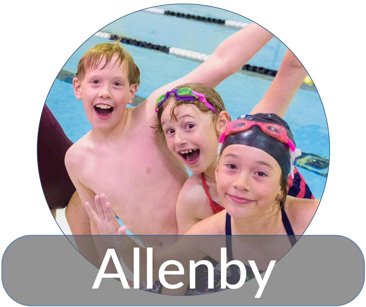 Allenby Pool Location